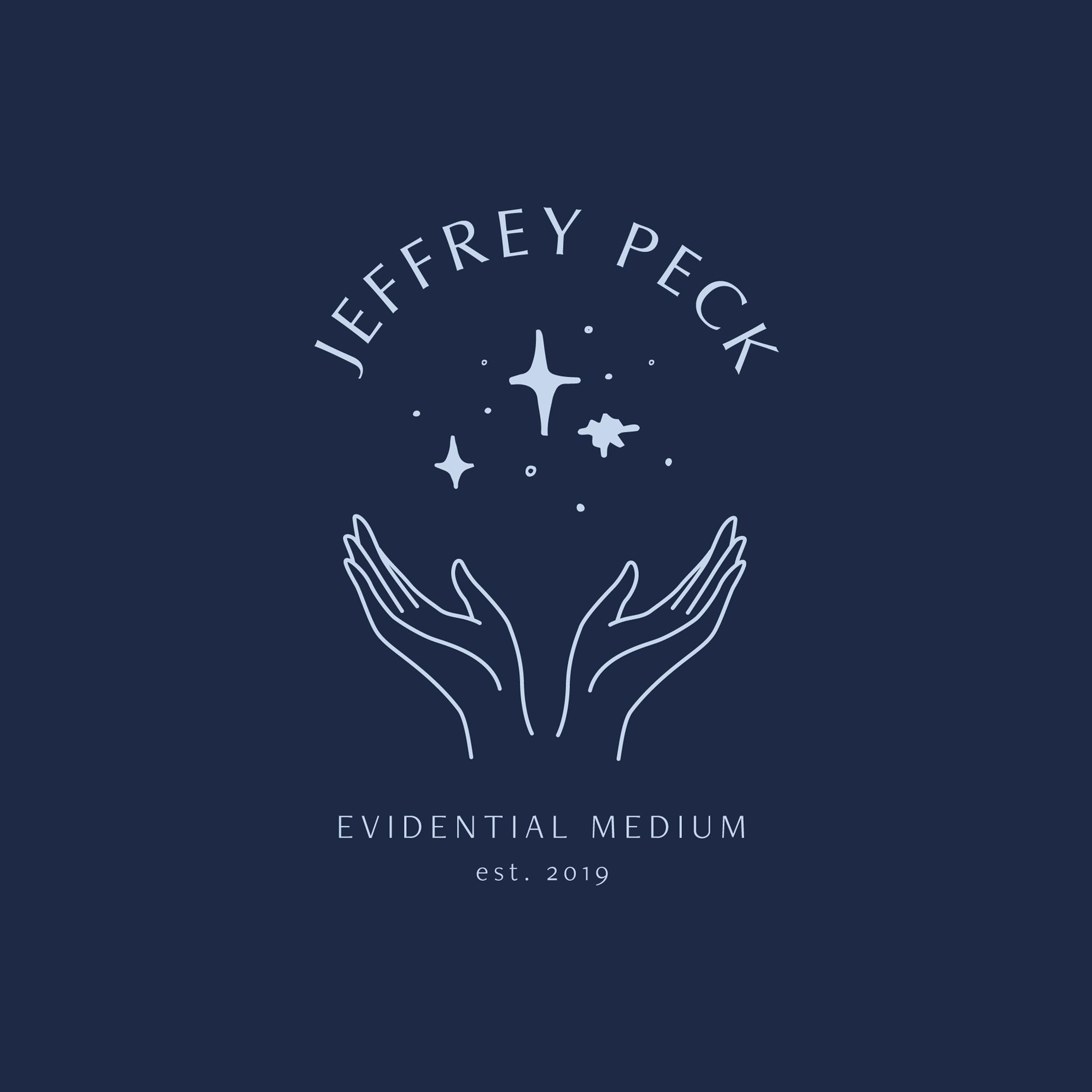 Jeffrey peck    Branding + Web Design    Coming Soon