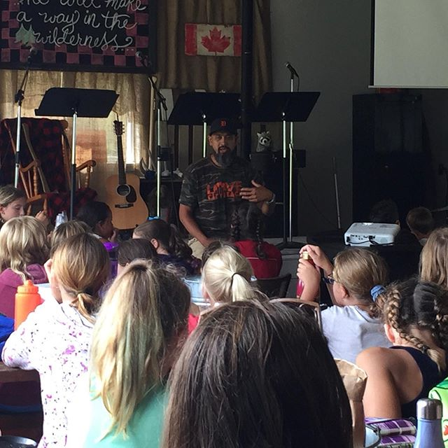 Pray that as the gospel is presented this week at Blaze Day Camp, kids would respond with clarity to accepting Jesus into their lives. Pray for the camp staff as they guide them.