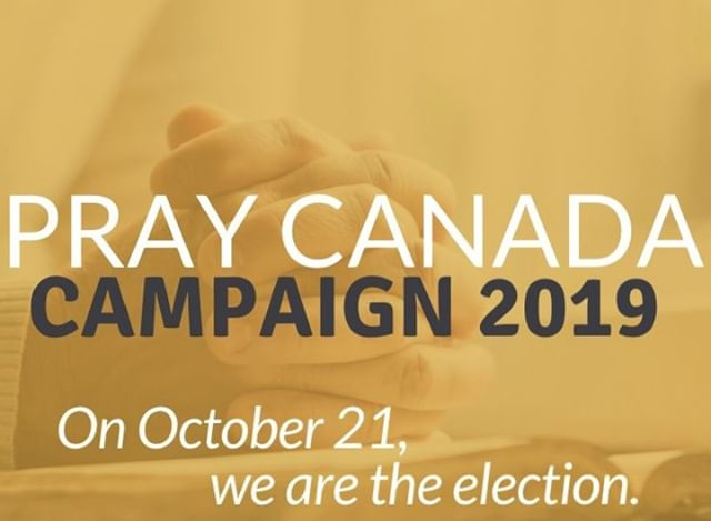 """@faithmuskoka, along with many other churches across Canada, has partnered with @praycanada to pray for the Federal Elections. The @PrayCanada Campaign starts on September 8 and the campaign will run for 43 days.  There will be daily posts and emails sent out to guide prayer for the Federal Election.⠀ ⠀ To stay up to date, check out the Faith Baptist social media accounts as well as the Prayer Chain email.  If you currently do not receive that email and would like to, you can follow this link https://buff.ly/2NRhuPJ and click picture that says """"Sign Up To Receive Prayer Chain""""⠀ ⠀ #PrayCanada #Huntsville #FederalElection2019"""