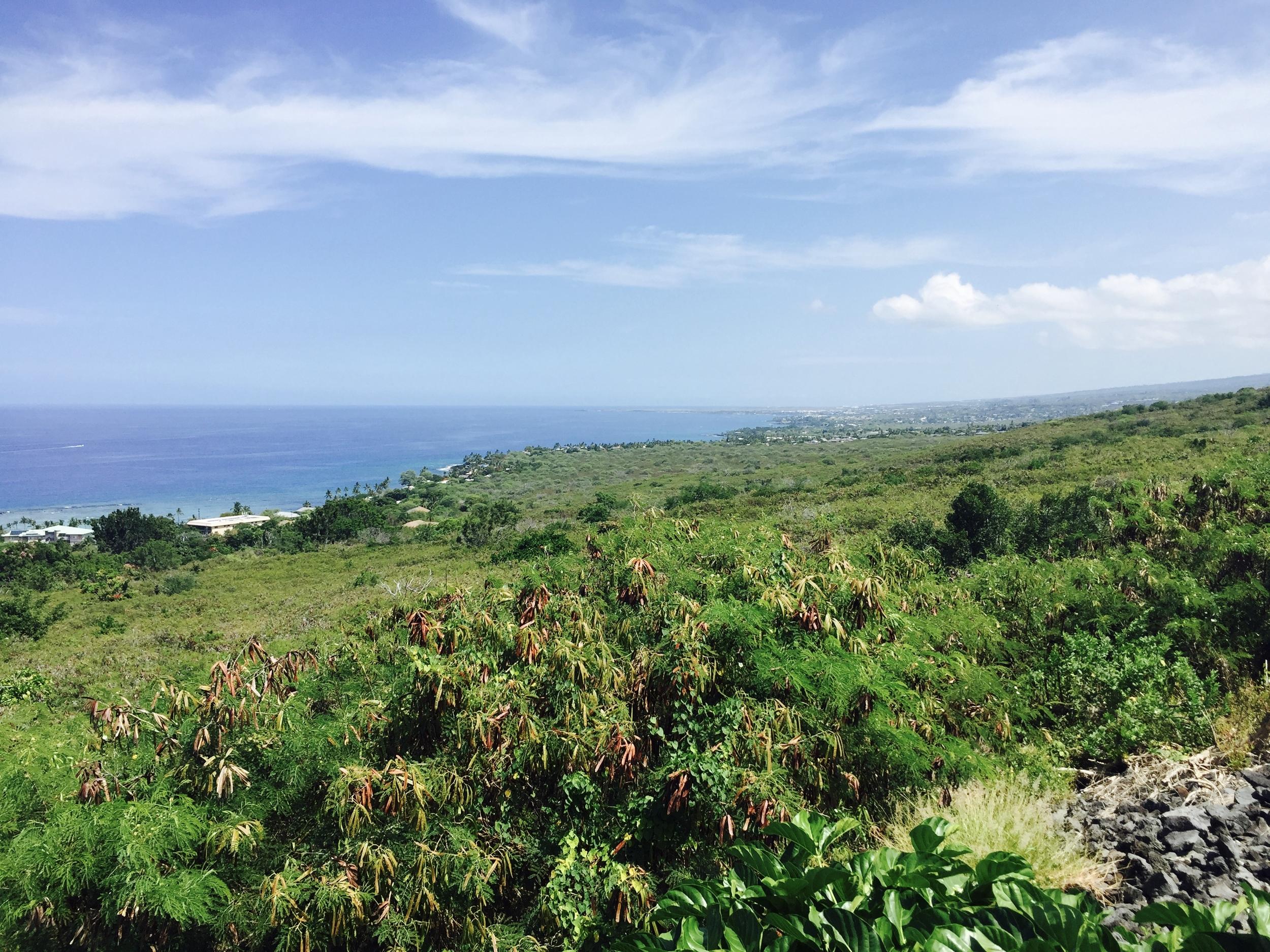 Views of Kailua-Kona