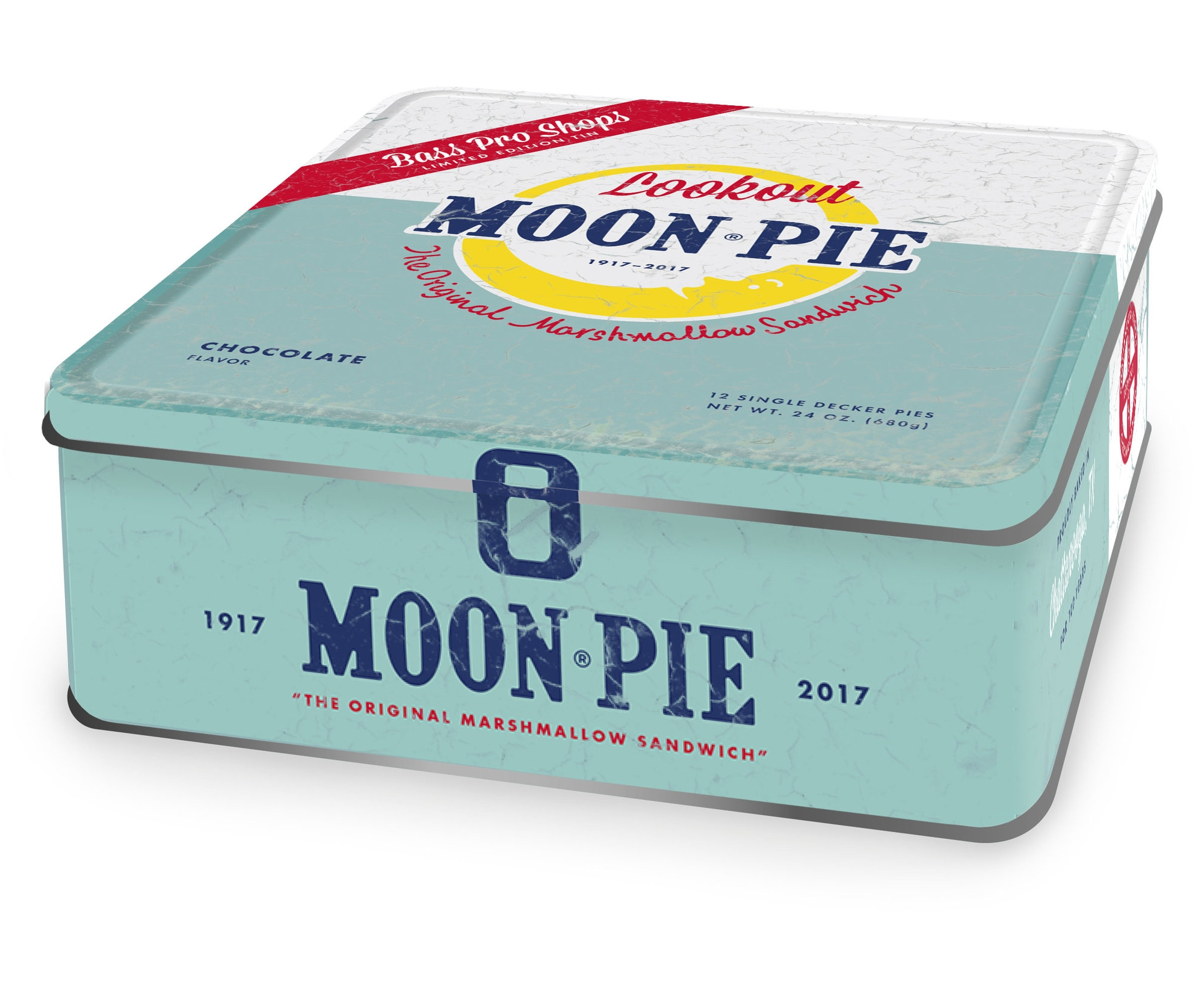 MOON PIE     packaging