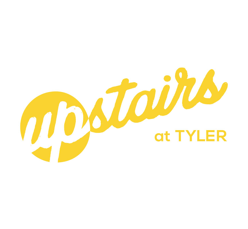 UPSTAIRS at TYLER     logo