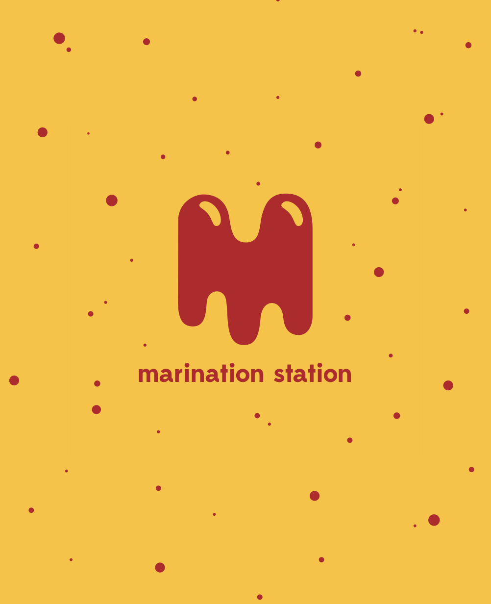 MARINATION STATION     food truck