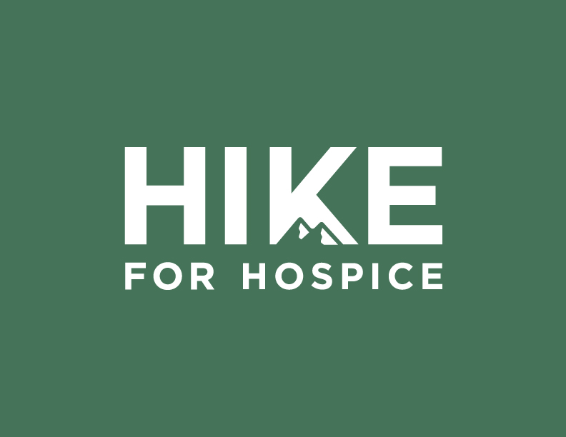 Proposed Logo for Hike for Hospice