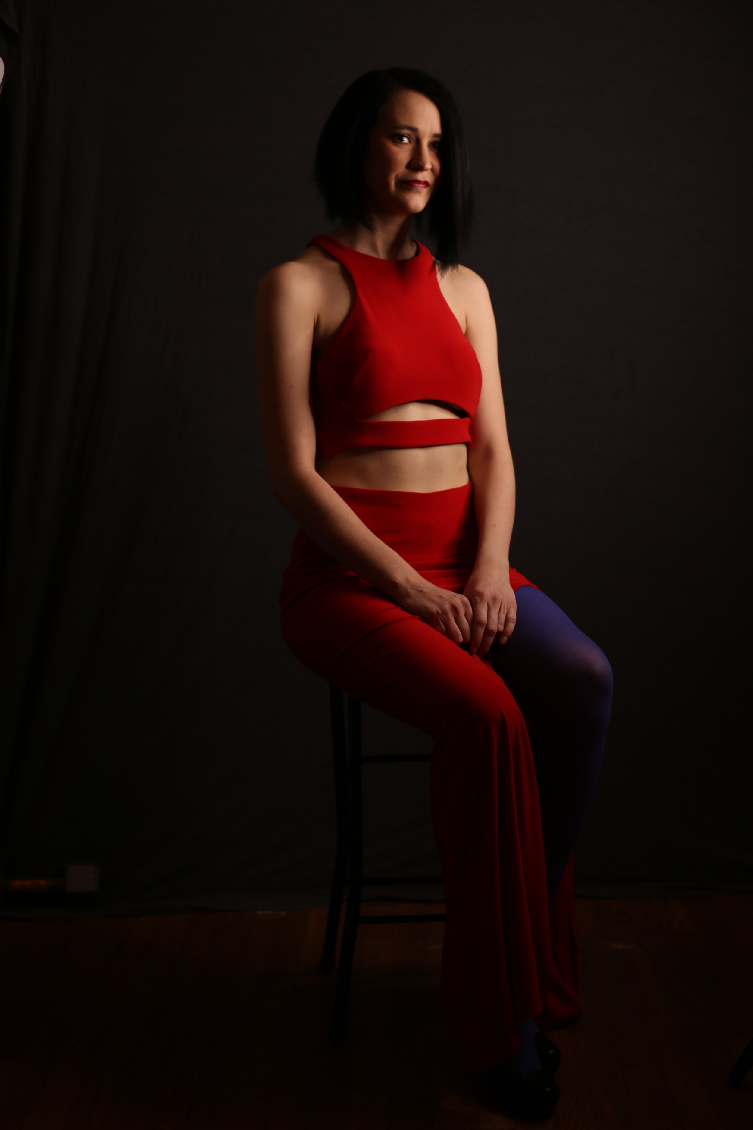 Red Dress looking into camera.JPG
