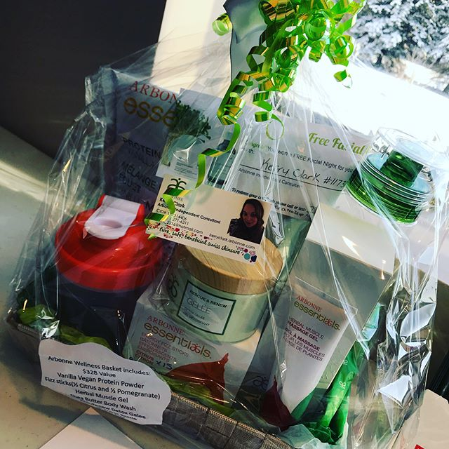 Thanks for our donors for an excellent selection of auction items from @arbonne, @rodanfields and @steepedteainc! We appreciate your support. #supportlocal #YEGauctions #RedShoeRocks