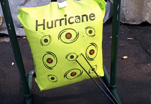 This is with Mathew's Archery Chill X, and a Precision Peep.