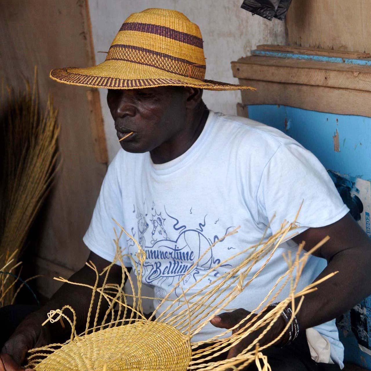 Weaving, Ghana