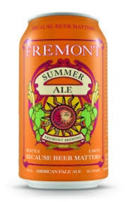 Fremont Brewing Company, Summer Ale