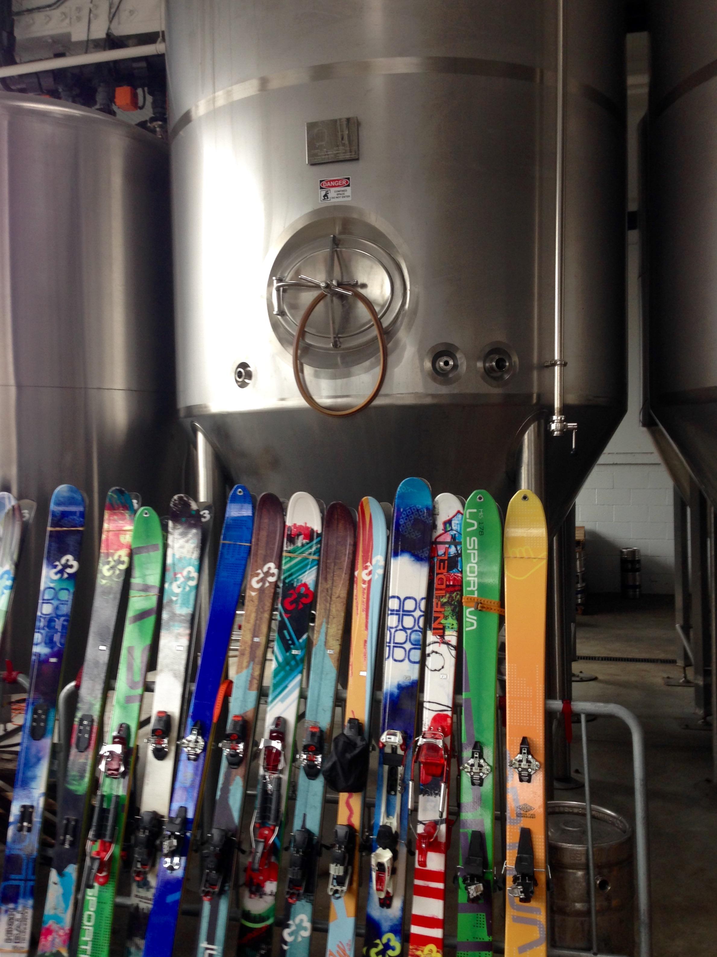 Skiis next to Kettle.jpg