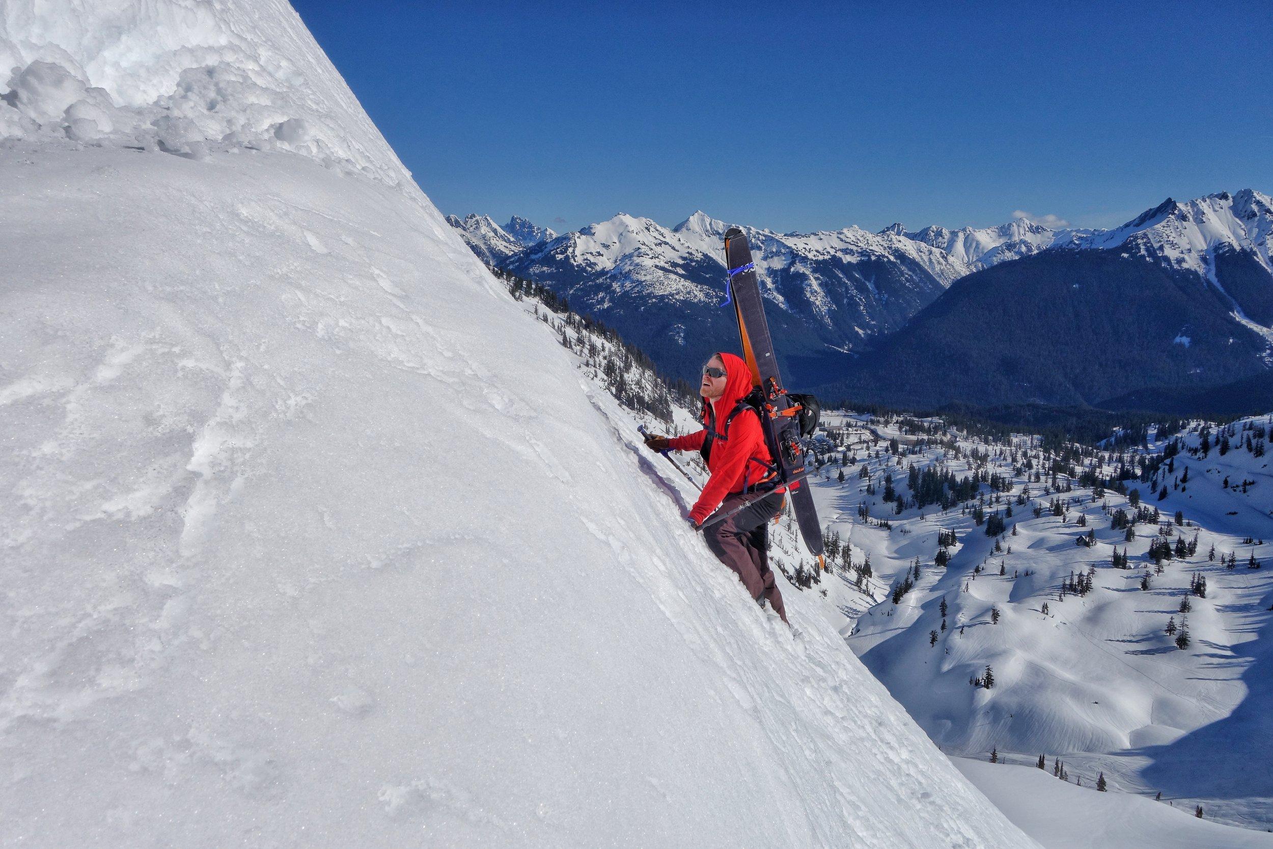 Photo:Baker Mountain Guides