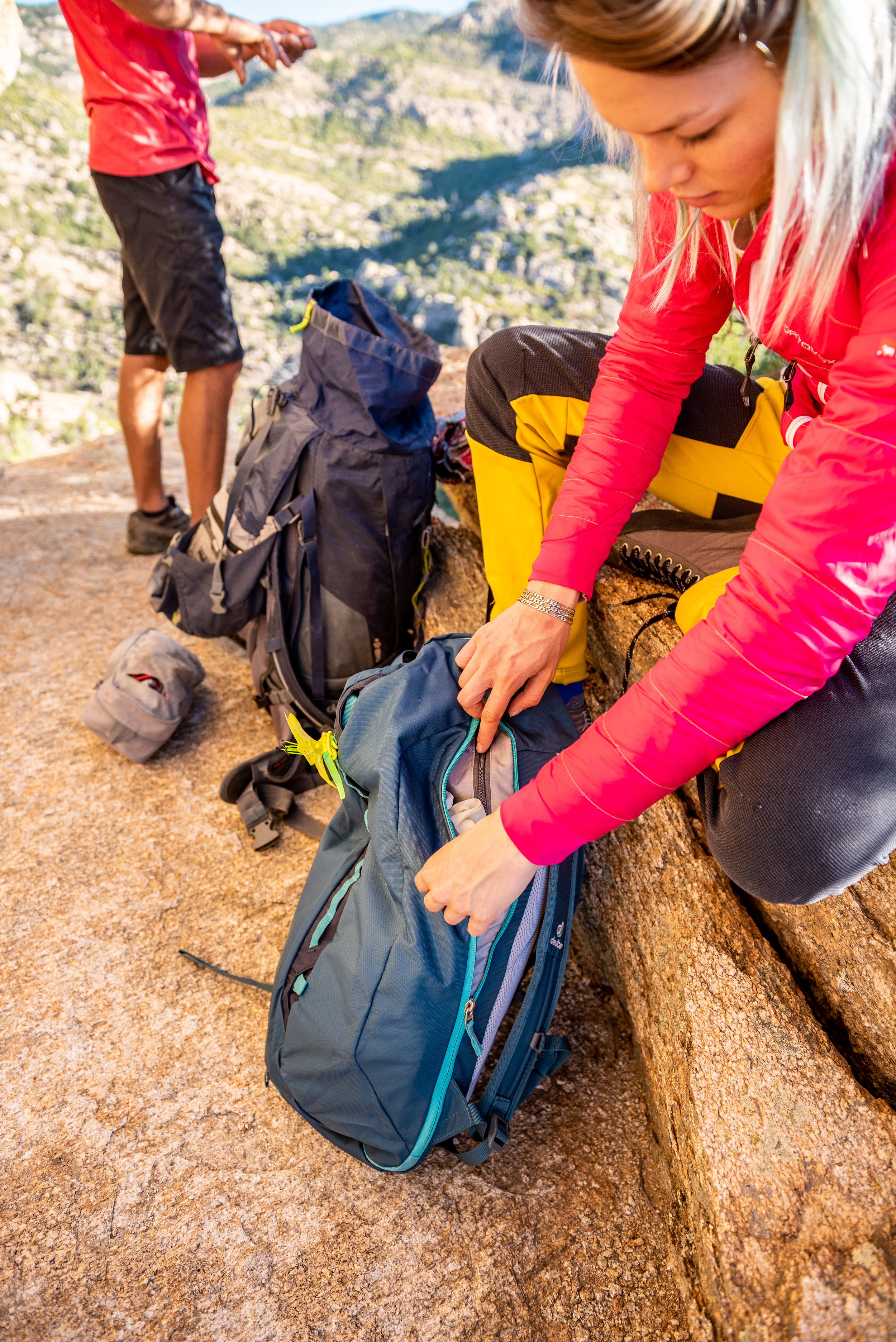 Climbing / Alpine -