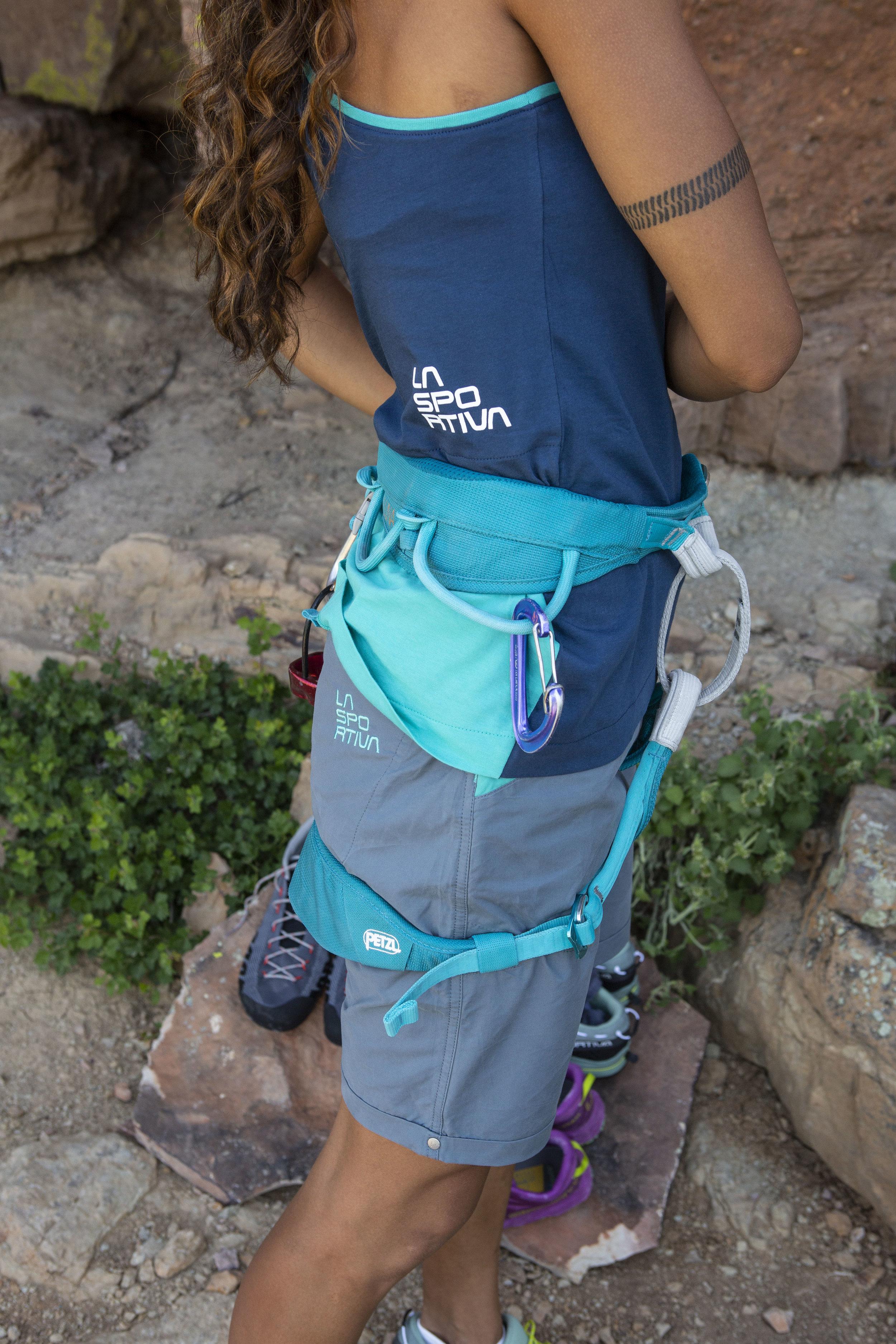 Climbing Apparel -