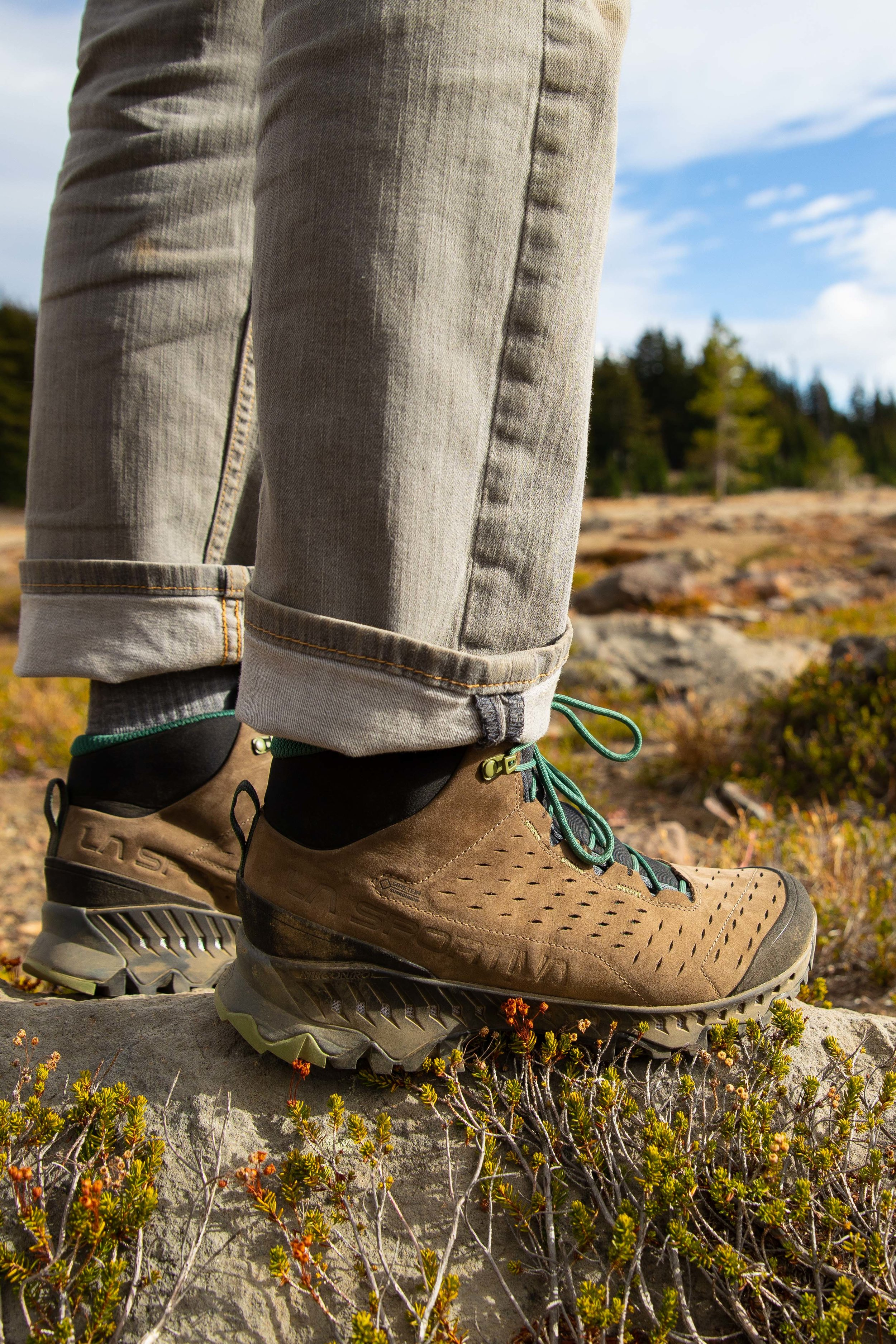 Pyramid Hiking Boot- GTX Surround Technology -