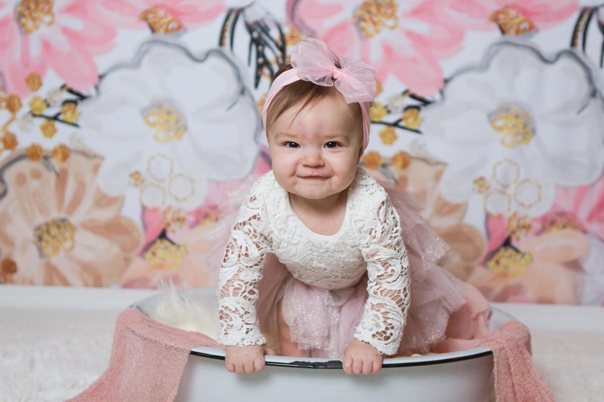 reno photographer baby audrina one year session kristi gayton photography