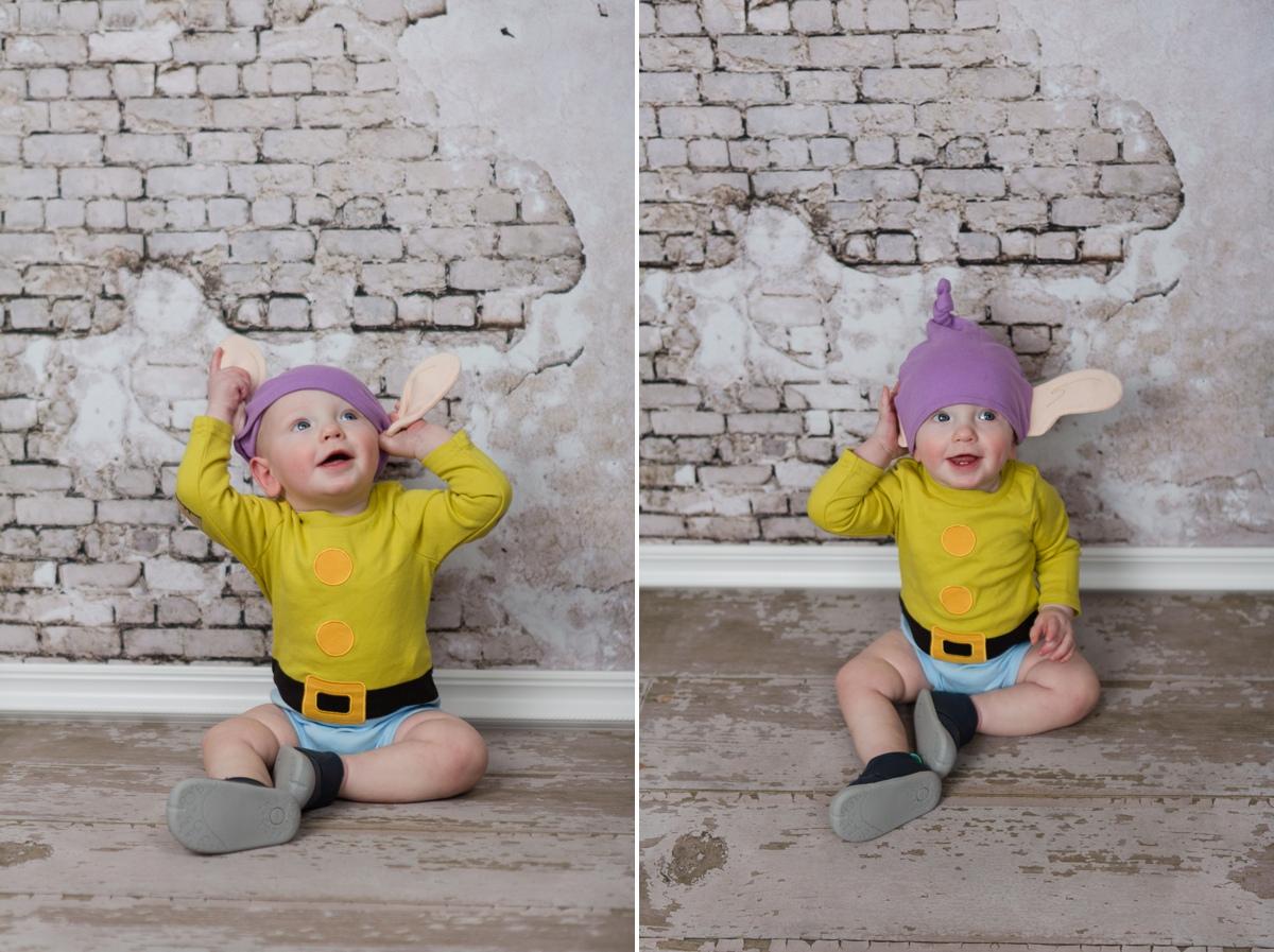 reno children's photographer dopey costume kristi gayton photography