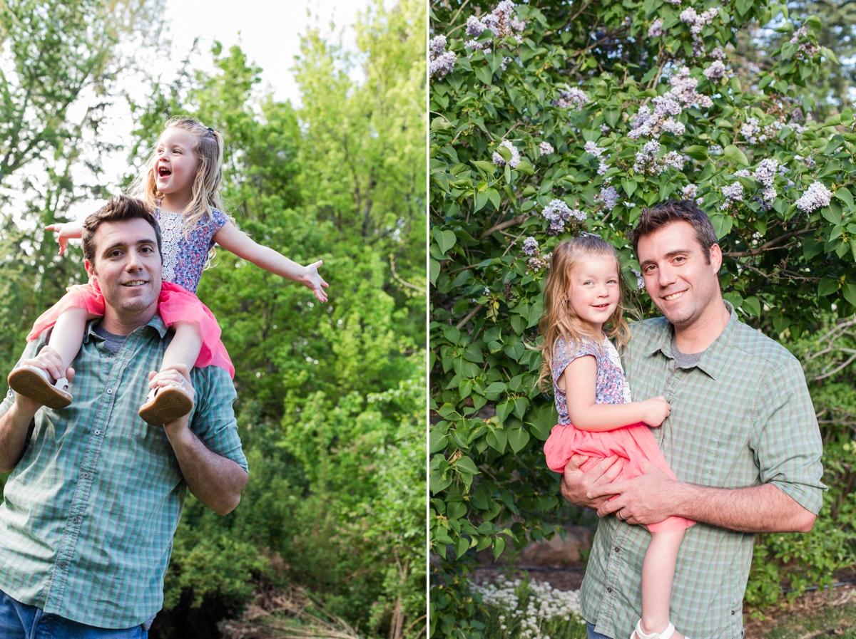 Reno family photographer family session daddy daughter kristi gayton photography
