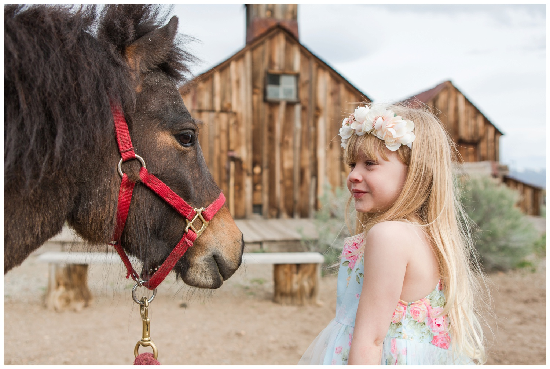 Reno family photographer cowgirl mini sessions bartley ranch reno kristi gayton photography