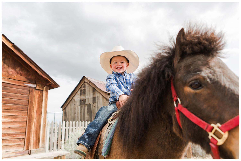 reno nevada cowboy mini sessions with pony kristi gayton photography