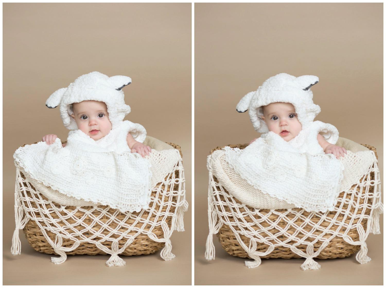 reno-newborn-photographer-baby-girl-six-months-sheep-costume-kristi-gayton-photography