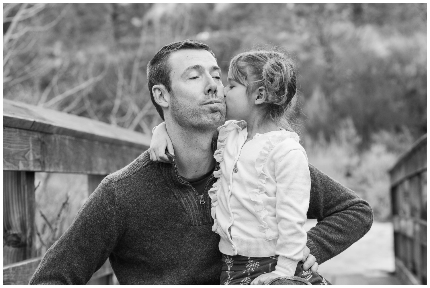 galena creek park daddy and daughter family session kristi gayton photography