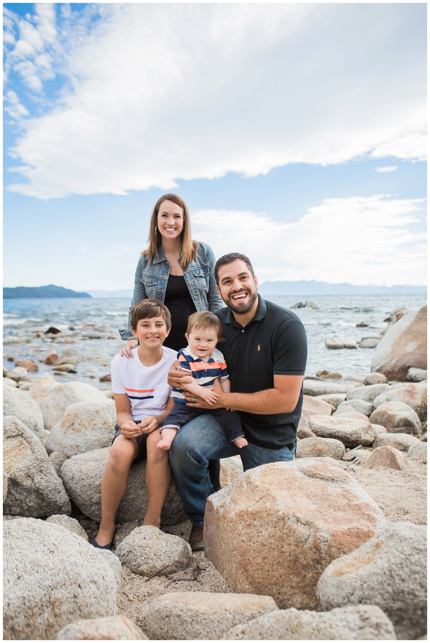 beach family pictures what to wear Kristi Gayton
