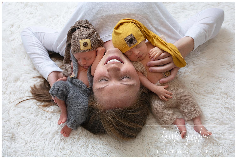 twin newborn photographer reno nevada