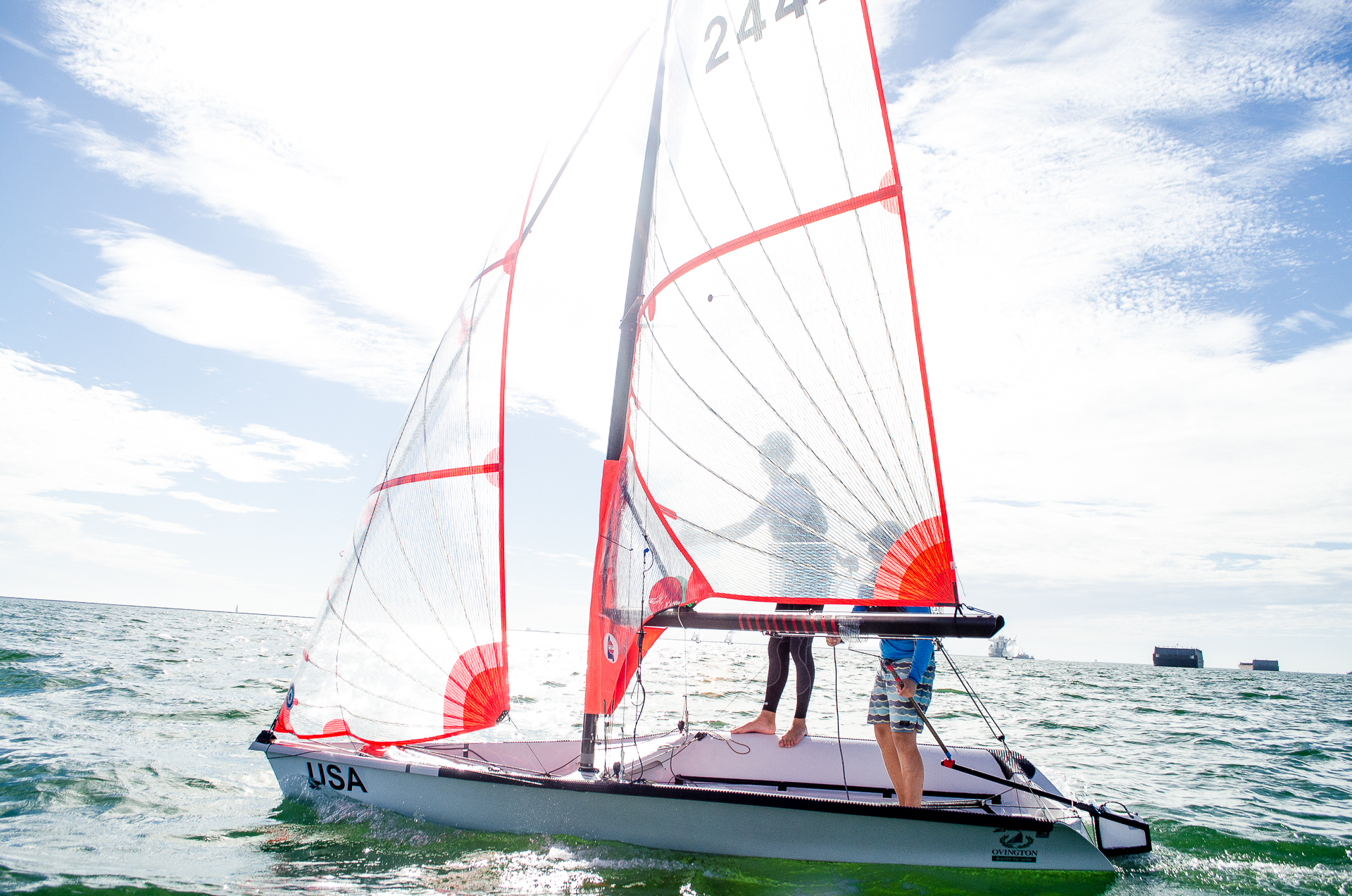 29er sailboat for sale in Long Beach California