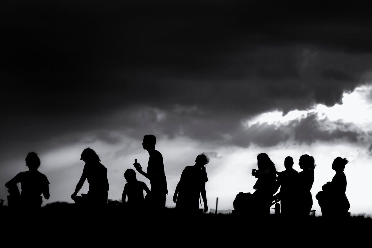 """Robert Moses Silhouette""by Dominick Ricciardi"