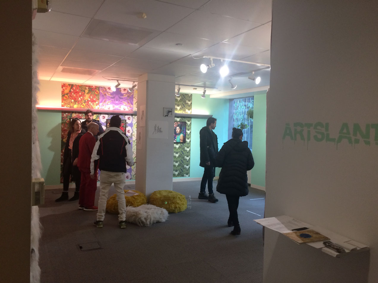 The Artslant Prize 2016 Exhibition , curated by Artslant editors Andrea Alessi and Joel Kuennen