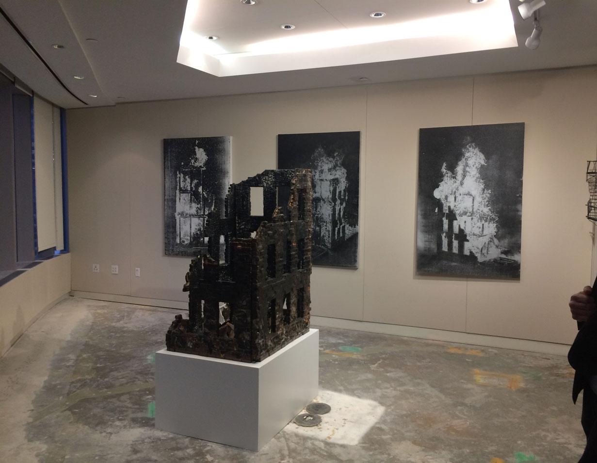 Ori Carino and Benjamin Armas,  Broken Homes , curated by Carlo McCormick