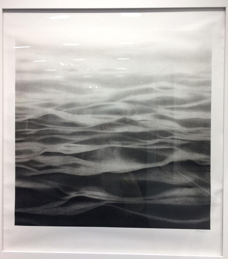 Yuko Moriyama,  Water Spirits 010516 , pencil and graphite on paper, Fine Art Consultancy London & Tokyo, London, UK