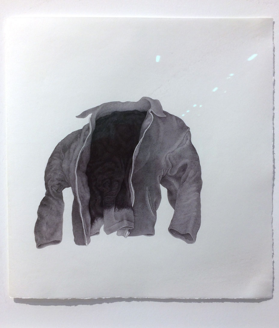 Renato Orara,  Untitled, 4/2012 (from the ongoing series Ten Thousand Things That Breathe),  2012, ballpoint ink on paper, Kraushaar Galleries Inc., New York, NY