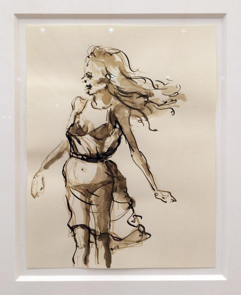 Drawings by John Currin, Gagosian Gallery, New York, NY