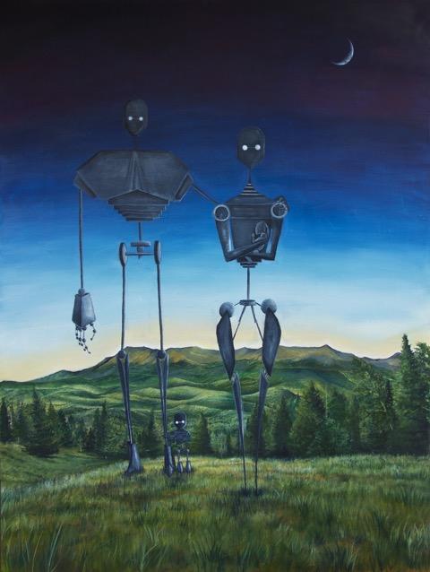 """""""Family Beginnings"""" by Austin Howlett"""