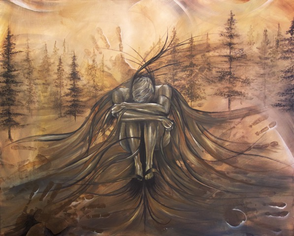 """""""Cloaked"""" by Austin Howlett"""
