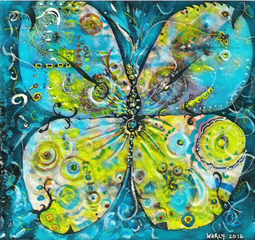 """Butterfly Magic"""