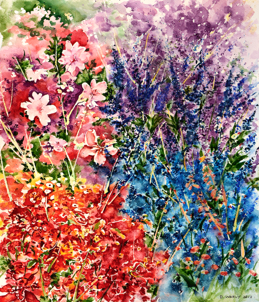 """Colors of Flowers"""