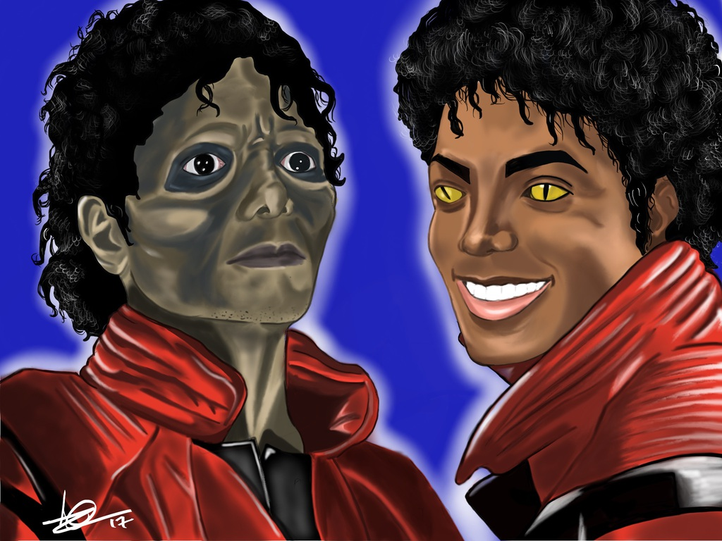 Thriller by August Riche