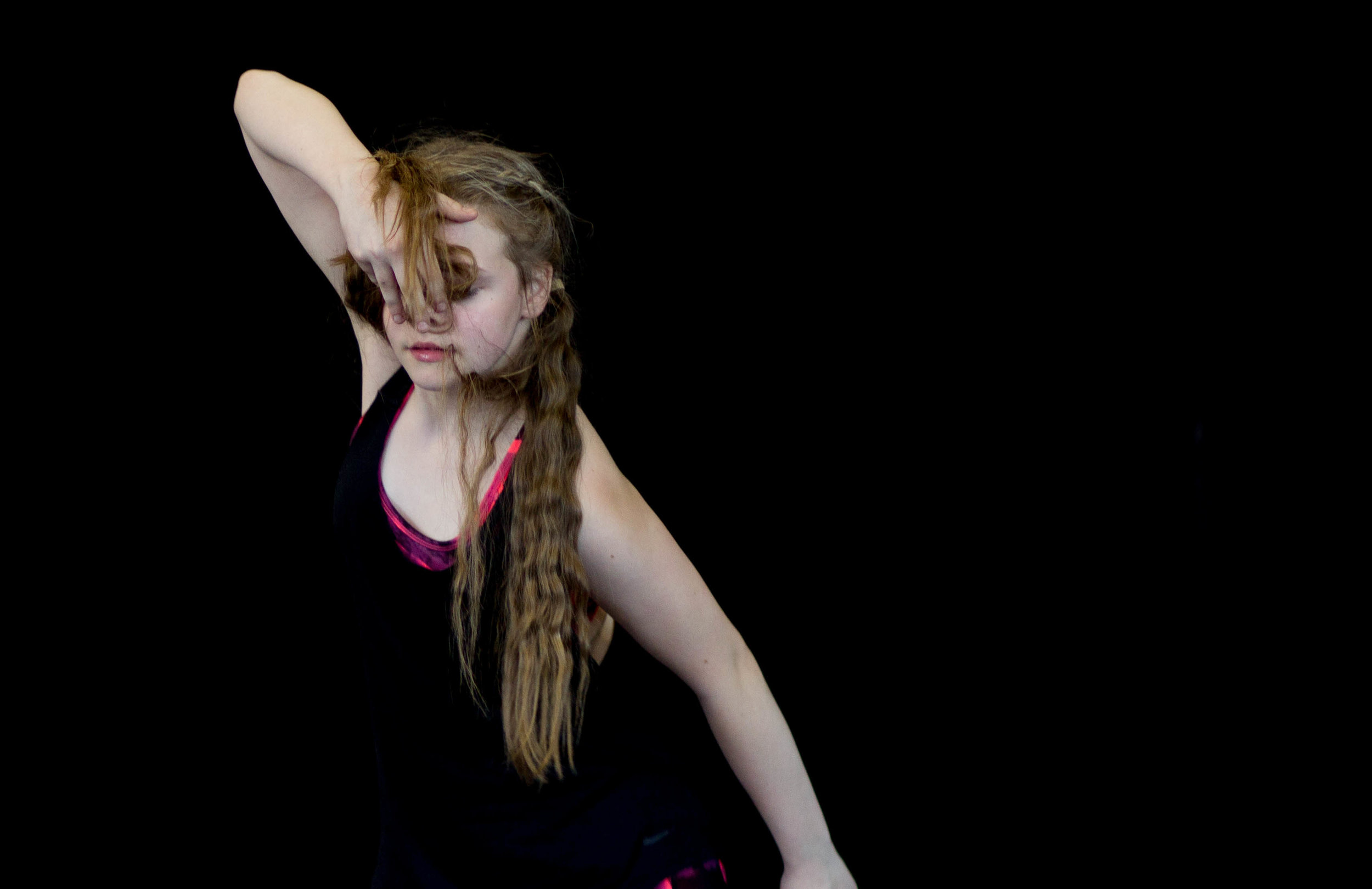 Lydia. Fallen Angels Dance Theatre.