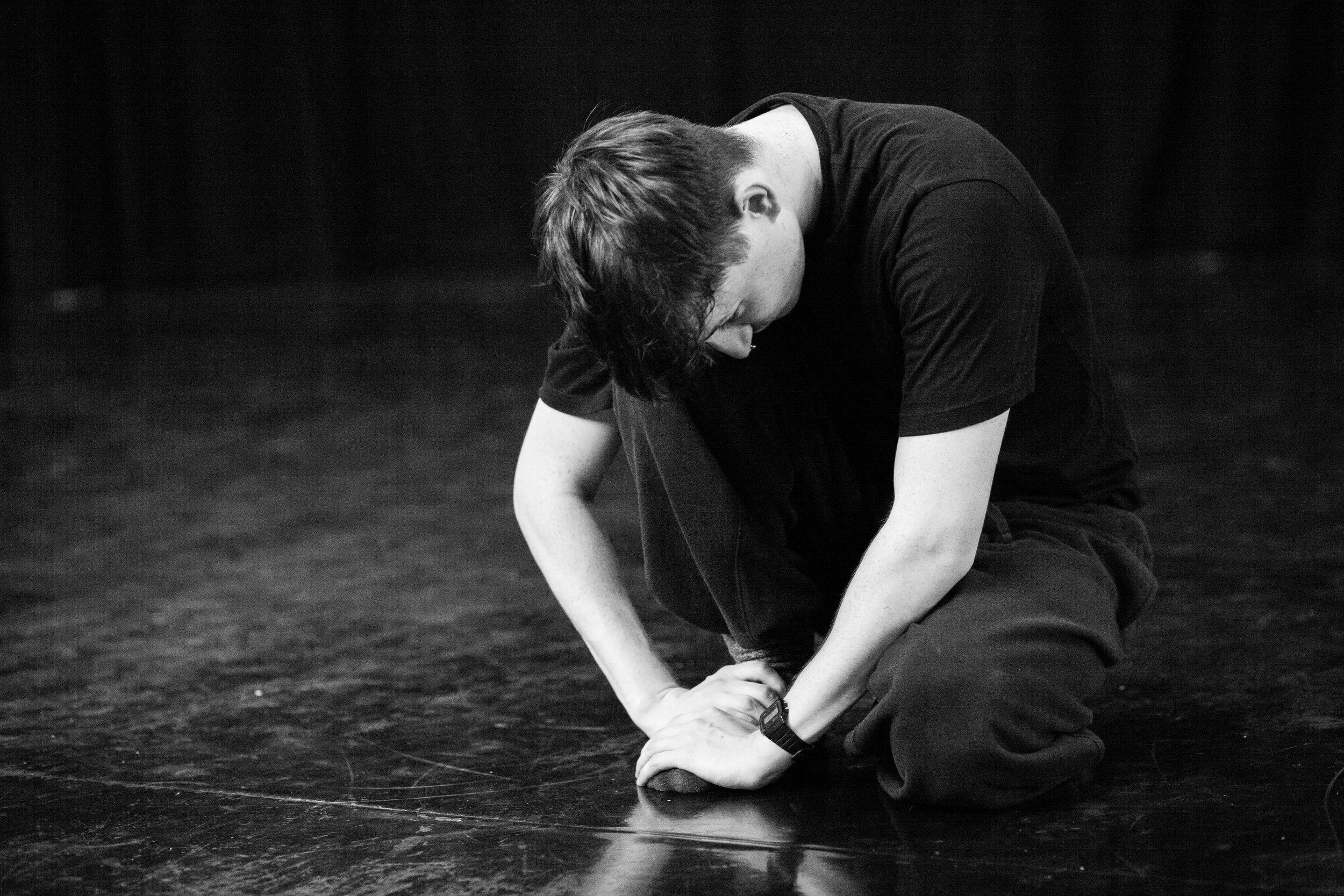 Joseph Beay-Reid, professional dancer and choreographer