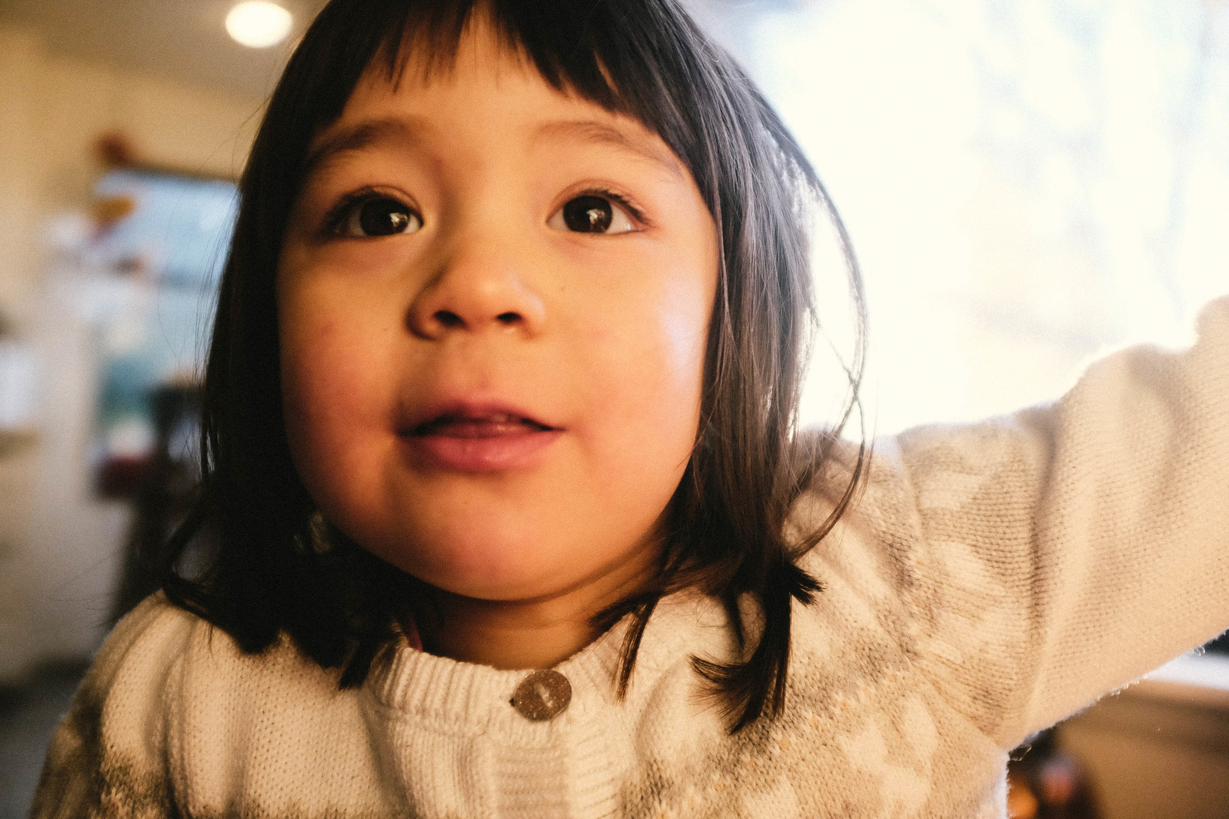 Korean girl photograph seattle