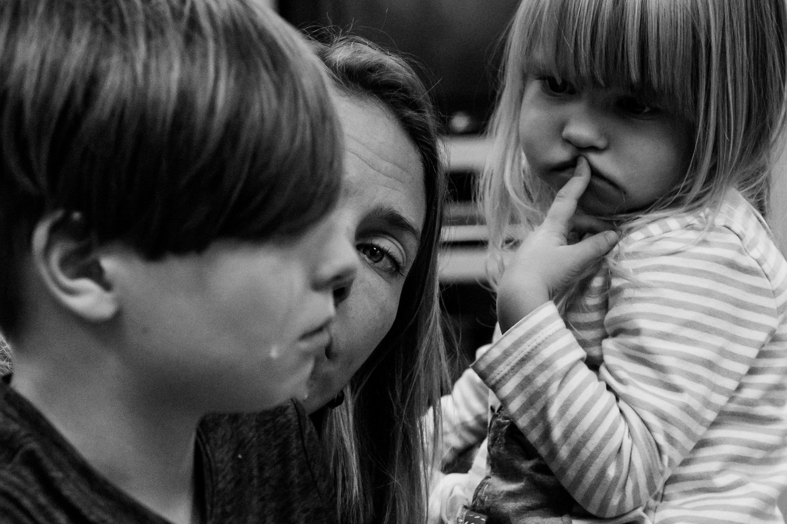 family photojournalism Seattle motherhood