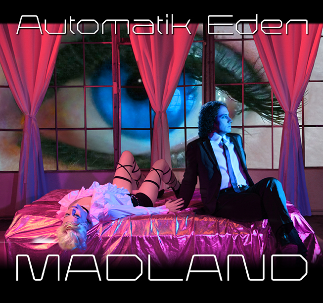 Automatik Eden Album Cover - Madland
