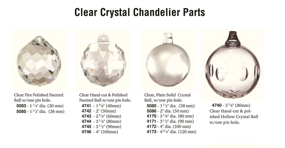 Chandelier Crystal Parts The Lighting, Chandelier Replacement Crystals