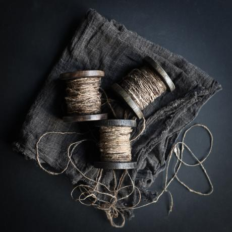 Silk Twine - Tie up something with this pretty silk twine