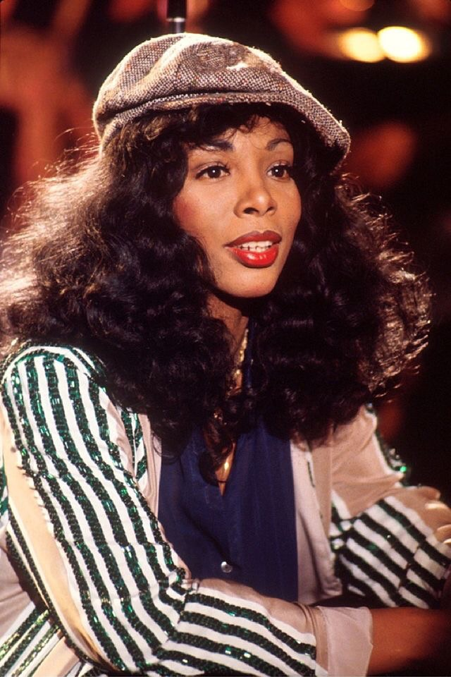Donna Summers c 1970s
