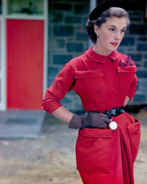 1950s fashions
