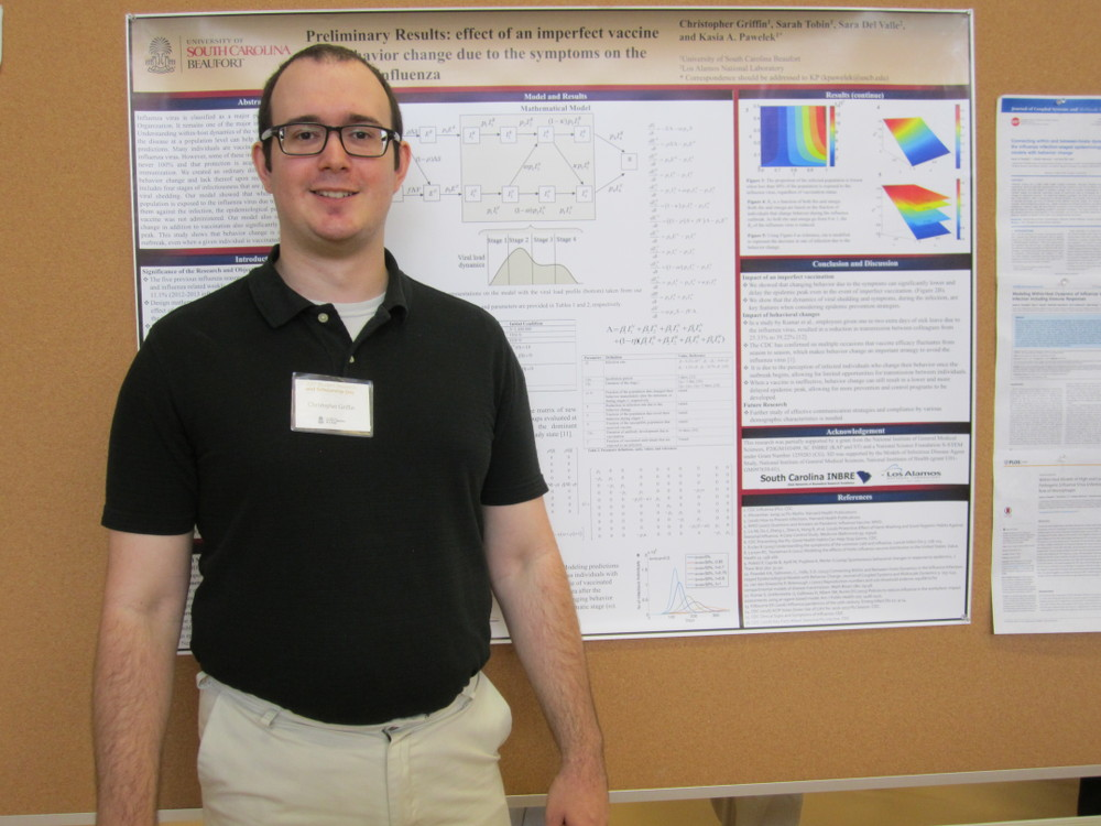 Student Research & Scholarship Day 2017: Chris Griffin, Innovation & Applications