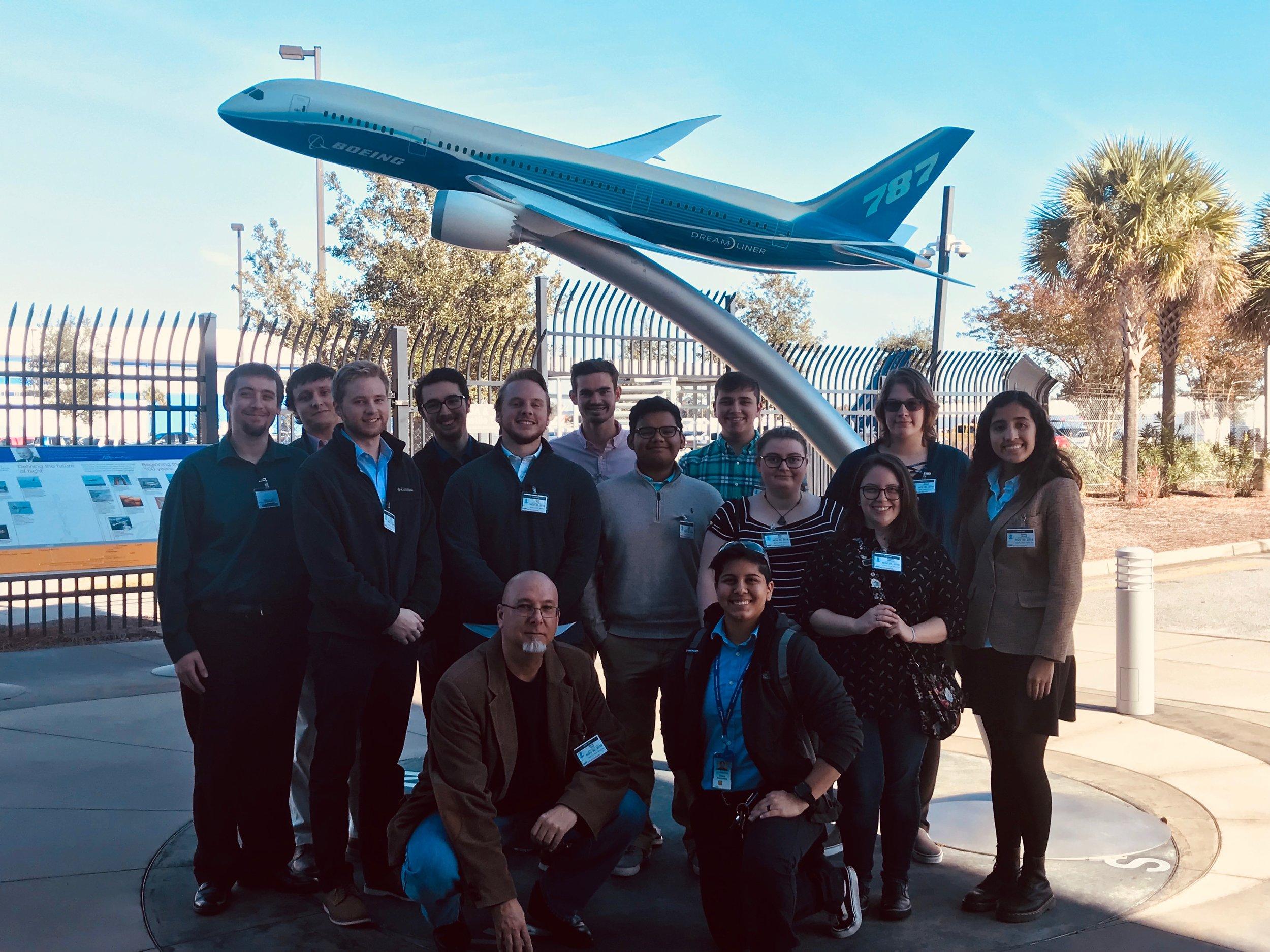 Boeing Tour 2018